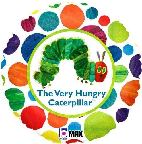 18inch Licensed MAX Float The Very Hungry Caterpillar